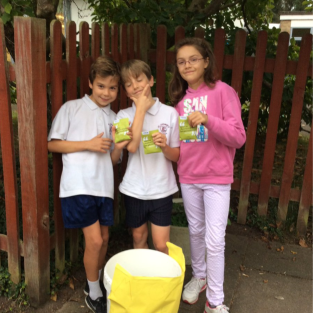 St Cuthbert's, Englefield Green raising funds for our Fast Day