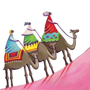 Camel that carries