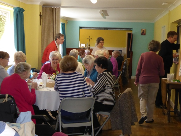 Camberley and Bagshot parish soup lunch