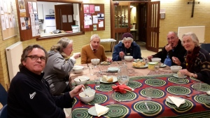St Edmund's parish soup supper