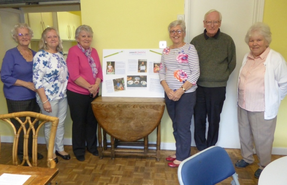 CAFOD group at Camberley and Bagshot