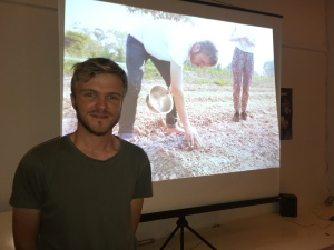 Rod Howlett Gap Year volunteer speaks about his trip to Cambodia