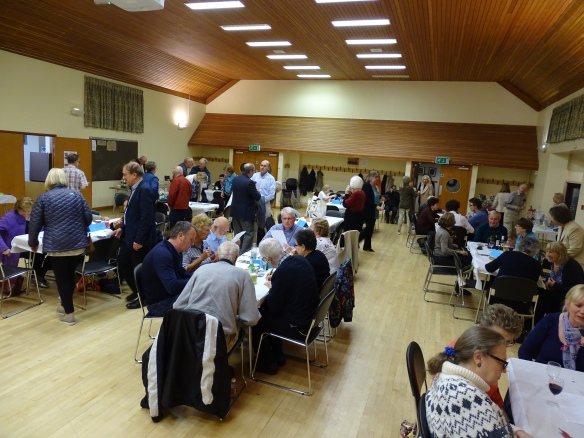Christ the Prince of Peace, Weybridge Quiz and Curry Night