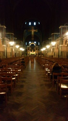 Westminster Cathedral tour