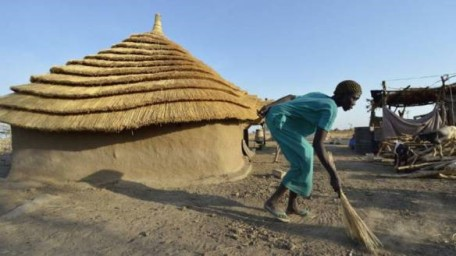 South Sudan - sever drought and conflict have left millions of people in need of humanitarian aid