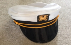 A Sea Captain's Cap